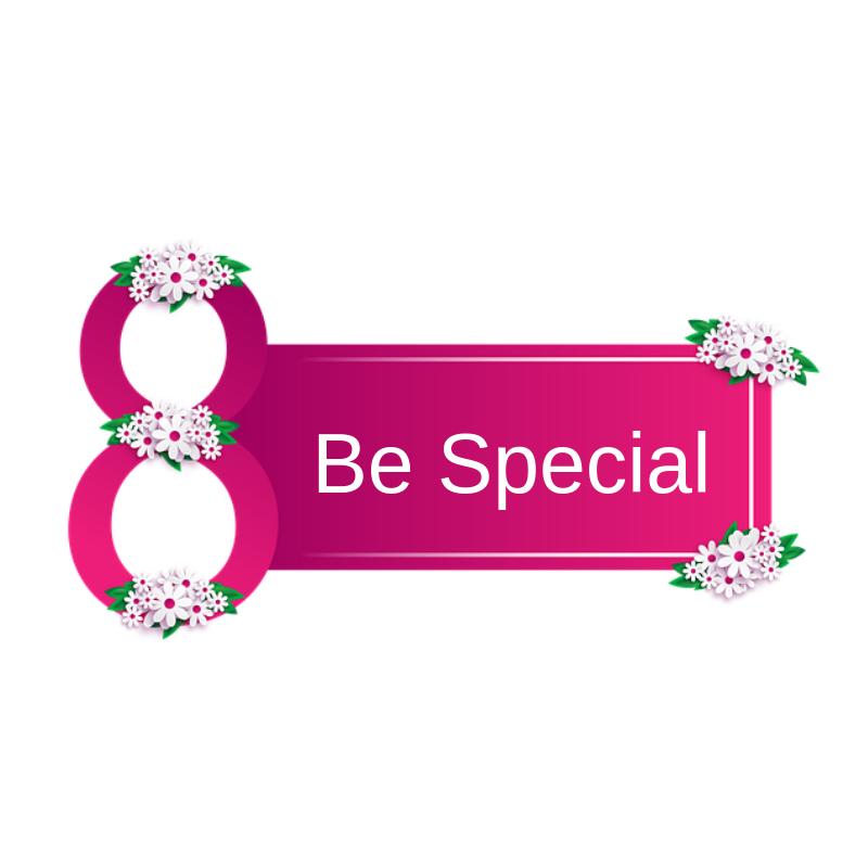 cadouri 8 martie pentru iubita Be Special